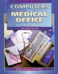 9780028030425: Computers in the Medical Office: Using MediSoft (DOS Version)