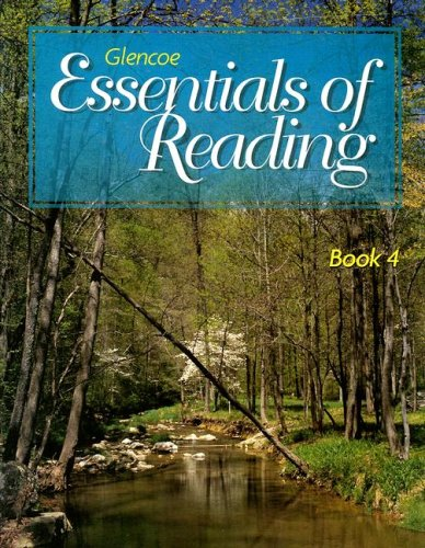 9780028031750: Book 4 to accompany Glencoe Essentials of Reading Series