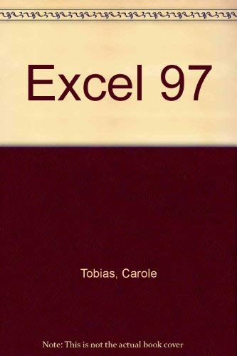 9780028033228: Excel 97