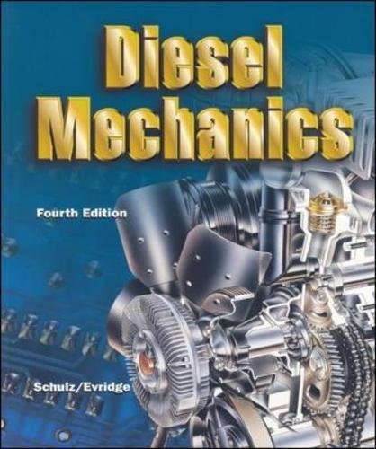 9780028034621: Diesel Mechanics (Engineering Technologies & the Trades)