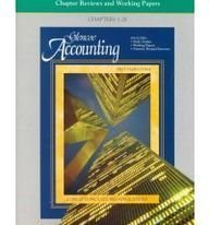 9780028036205: Glencoe Accounting: Concepts, Procedures and Applications