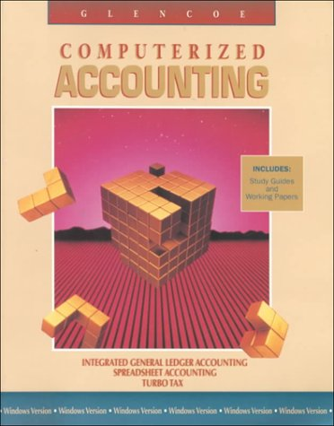 9780028037295: Computerized Accounting