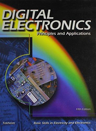 Digital Electronics: Principles and Applications, 5th: Tokheim, Roger L.