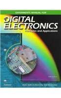 9780028041629: Digital Electronics: Principles and Applications, Experiments Manual