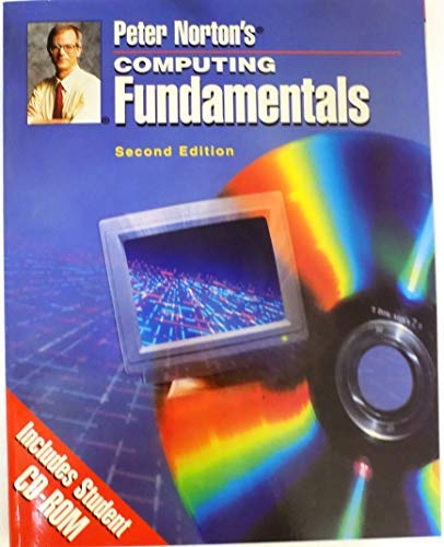 9780028043371: Peter Norton's Computing Fundamentals (Computer Studies)