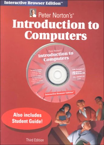9780028043913: Peter Norton's Introduction to Computers