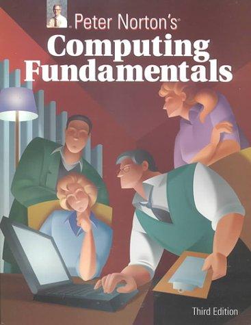 9780028043951: Computing Fundamentals