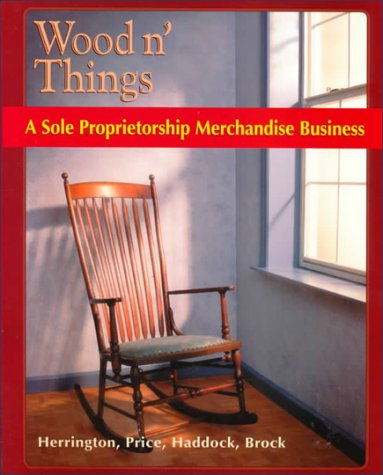 9780028046211: Wood n' Things to accompany College Accounting