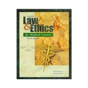 9780028047553: Glencoe Law and Ethics for Medical Careers