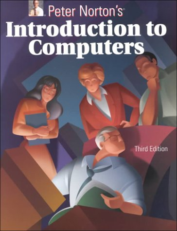 Introduction To Computer Book By Peter Norton