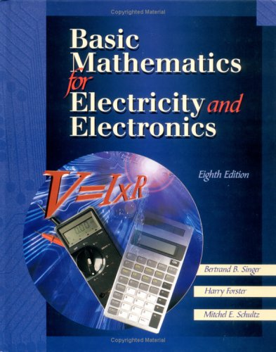 9780028050225: Basic Mathematics for Electricity and Electronics