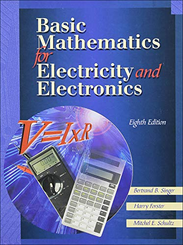 9780028050232: Basic Mathematics For Electricity And Electronics, Workbook