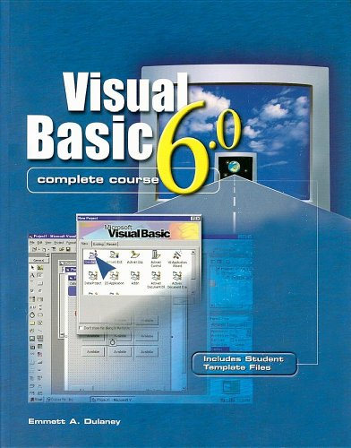 9780028058115: Visual BASIC 6 Complete Course