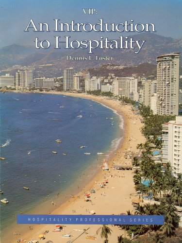 9780028087696: Vip: Introduction to Hospitality (The Hospitality Professional Series)