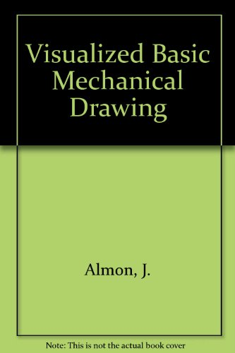 9780028100708: Visualized Basic Mechanical Drawing