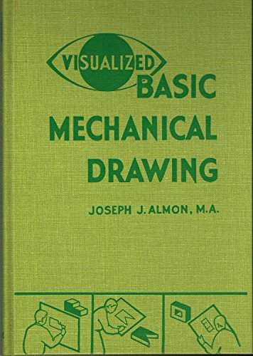 9780028100807: Visualized Basic Mechanical Drawing