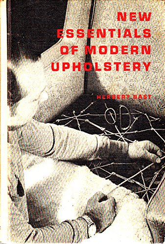 9780028104201: New Essentials of Modern Upholstery