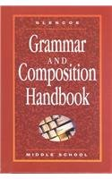 9780028172989: Glencoe Language Arts Grammar and Composition Handbook-Middle School