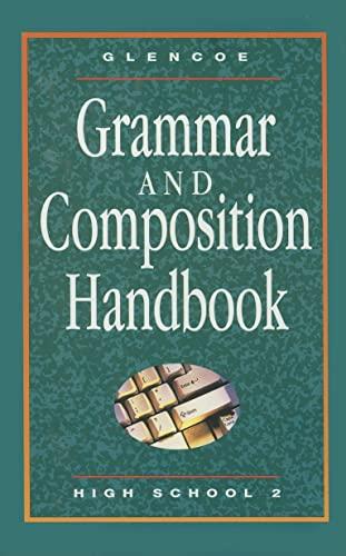 9780028177144: Glencoe Literature, Grammar & Composition Handbook - High School II