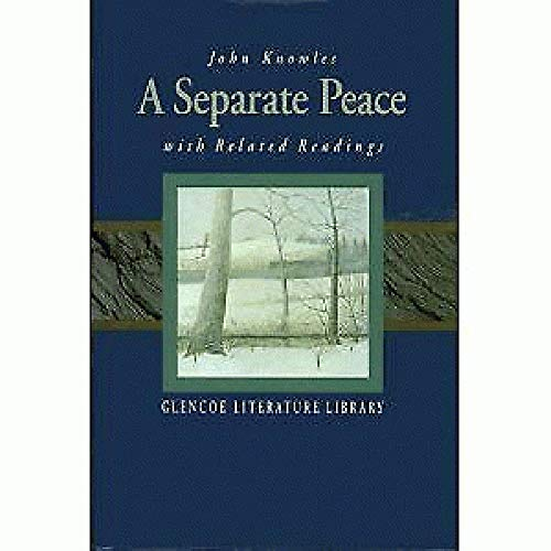 9780028179650: A Separate Peace with related Readings