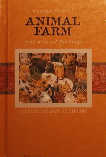9780028179827: Animal Farm and Related Readings (Glencoe Literature Library)