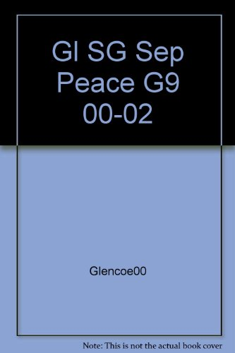 9780028180267: A Separate Peace with Related Readings