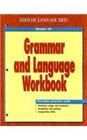 Grammar & Language Arts Workbook 10th Grade