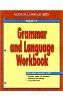 9780028182964: Grammar and Language Workbook, Grade 10 (Glencoe Language Arts)
