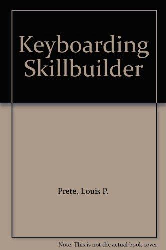 9780028192703: Keyboarding Skillbuilder