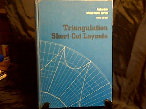 Triangulation Short-Cut Layouts: Joseph J. Kaberlein