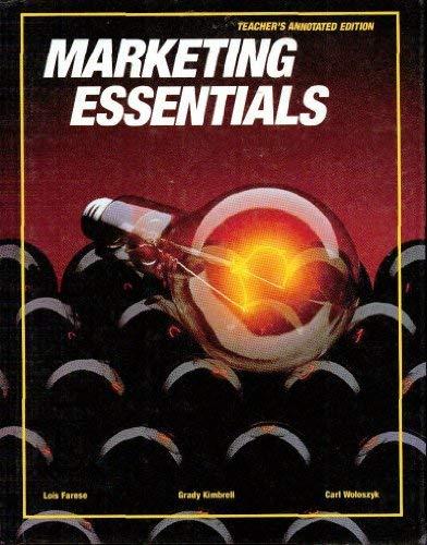 9780028200019: Marketing Essentials