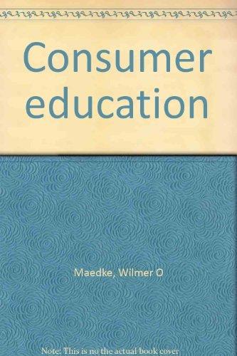 9780028201009: Consumer education