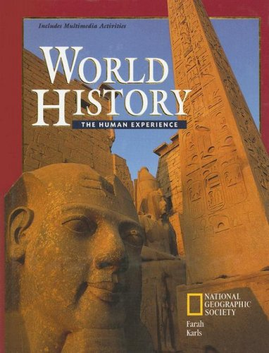 9780028215761: World History: the Human Experience