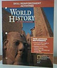 9780028215884: Skill Reinforcement Activities (World History The Human Experience)