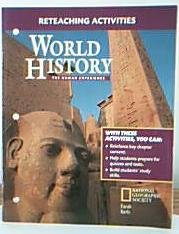 9780028215921: Reteaching Activities (World History The Human Experience)