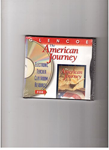 9780028217048: Electronic Teacher Classroom Resources CD-ROM for (Glencoe The American Journey)