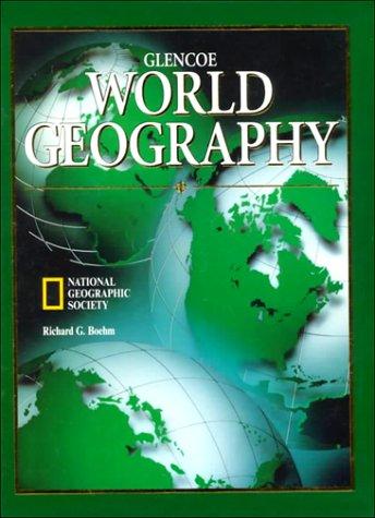 9780028217130: Glencoe World Geography