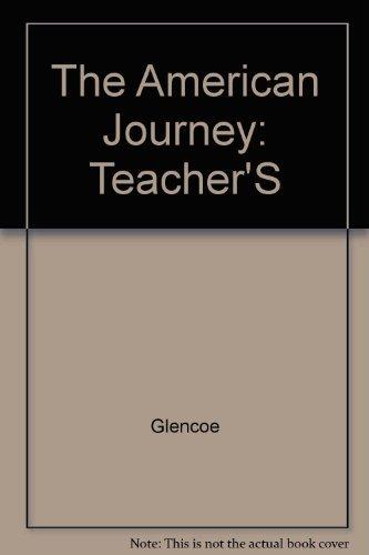 9780028217871: The American Journey, Teacher's Wraparound Edition