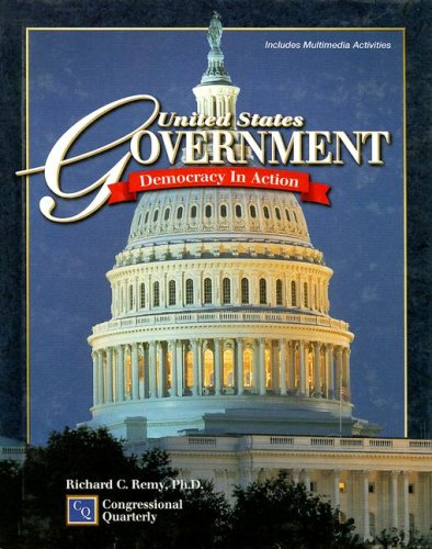 9780028220710: United States Government: Democracy in Action