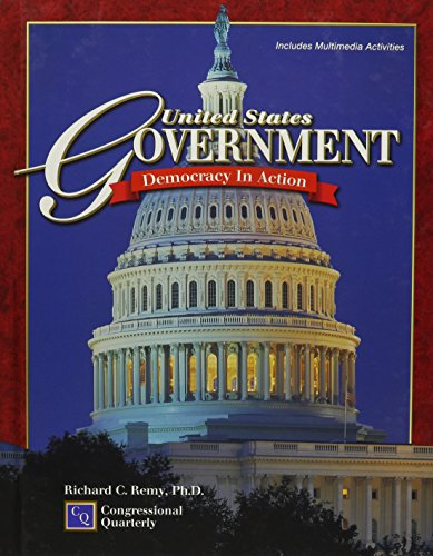 9780028221489: United States Government: Democracy in Action
