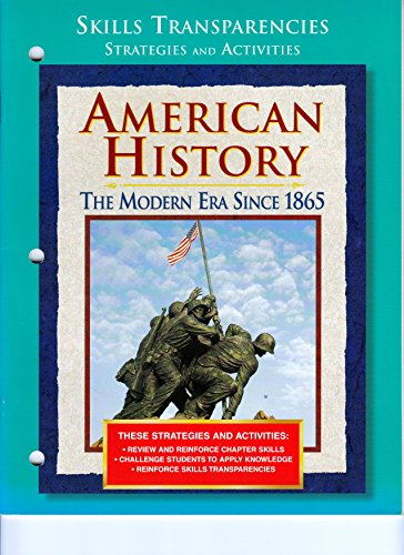 American History. Teaching Transparencies.: Bragdon.