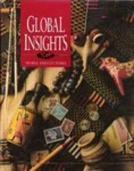 9780028226897: Global Insights: People+cultures
