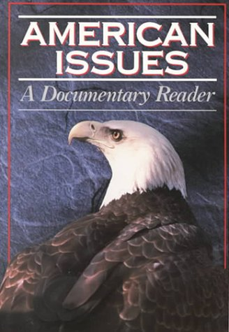 9780028227191: American Issues: A Documentary Reader