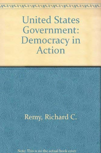 9780028229485: United States Government: Democracy in Action
