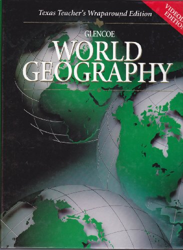 9780028229980: Glencoe World Geography