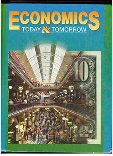 9780028231020: Economics: Today and Tomorrow