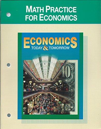 9780028231242: Cooperative Learning Activities (Glencoe Economics : Today & Tomorrow)