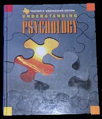 9780028231723: Understanding Psychology : Texas Teacher's Wraparound Edition