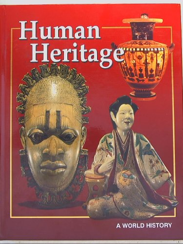 9780028231877: Human Heritage: A World History