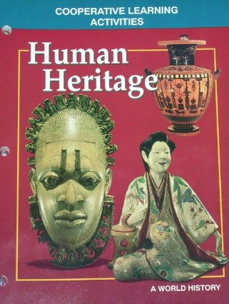 9780028231983: Human Heritage: A World History Cooperative Learning Activities